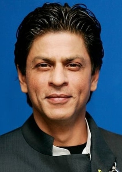 Shah Rukh Khan as India in Face Claims Sorted by Country