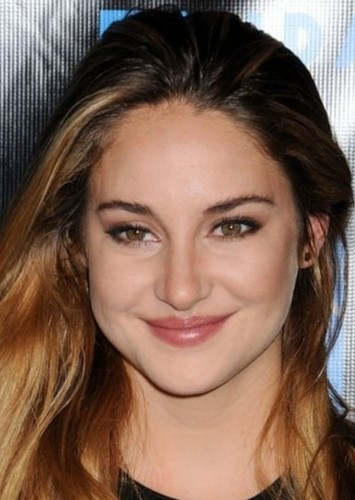 Shailene Woodley as Mary Jane Watson in The Amazing Spider Man 3