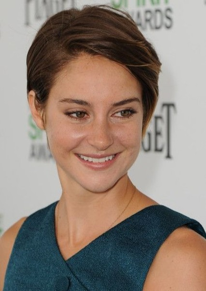 Shailene Woodley as Cpt. Danielle Grace in Expeditionary Force