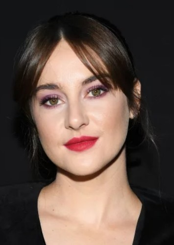 Shailene Woodley as Abigail Brand in Spider-Woman