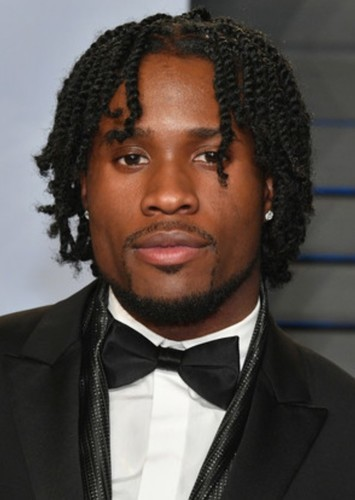 Shameik Moore as Red Jack in Dread Nation