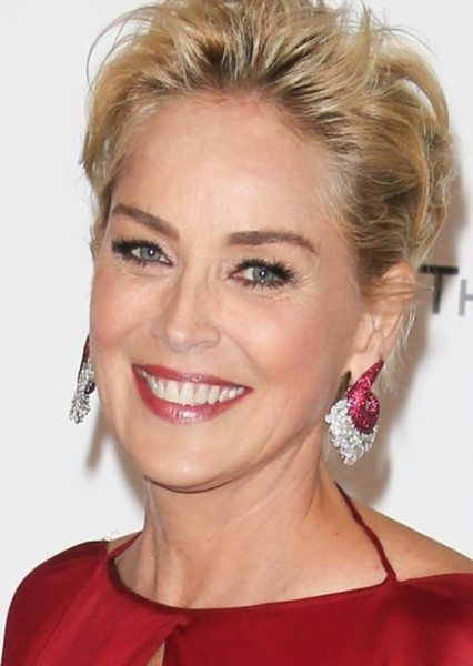 Sharon Stone as Sister Jude Martin in American Horror Story Recast