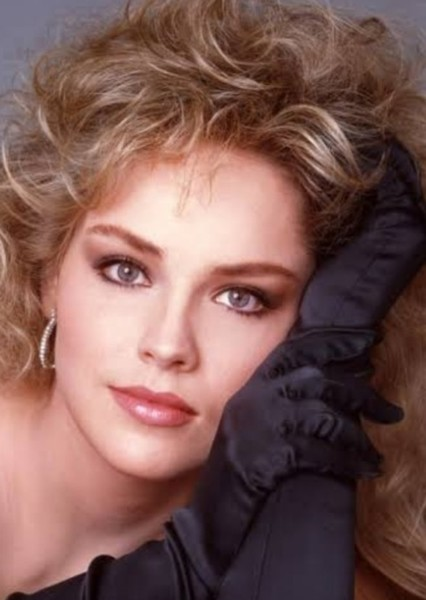 Sharon Stone as Vicki Vale in Batman (1985)