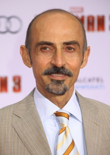 Shaun Toub as Ahmed in Ultimate X-Men