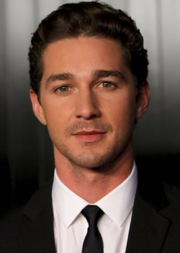 Shia LaBeouf as Levi Weeks in Hamilton