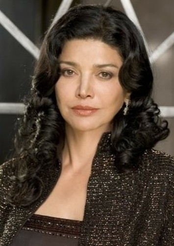 Shohreh Aghdashloo as Ana Amari in Overwatch