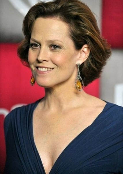 Sigourney Weaver as Granny Goodness in TJComix Presents... the DCEU Reboot Fancast!
