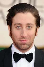 Simon Helberg as Meltman in Action League NOW!