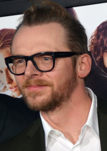 Simon Pegg as Benji Dunn in Mission Impossible: Target James Bond
