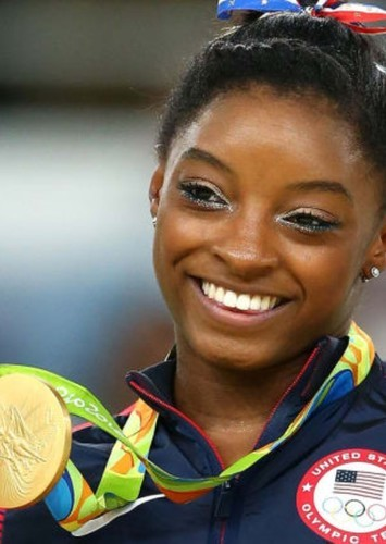 Simone Biles as Athletes in Best of the Decade (2010-2019)
