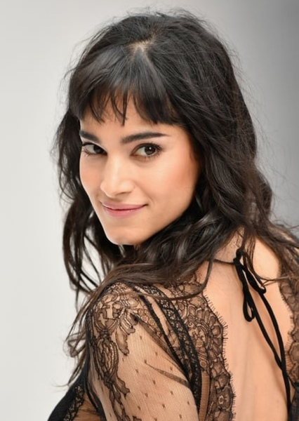 Sofia Boutella as Catwoman in Crusader