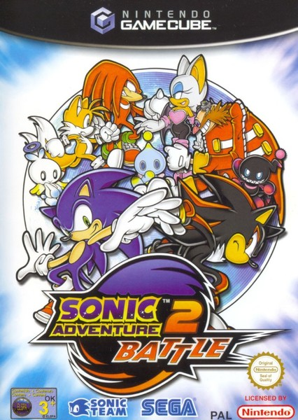 Sonic Adventure 2: Battle as Best Video Game in Best & Worst of the 2000s