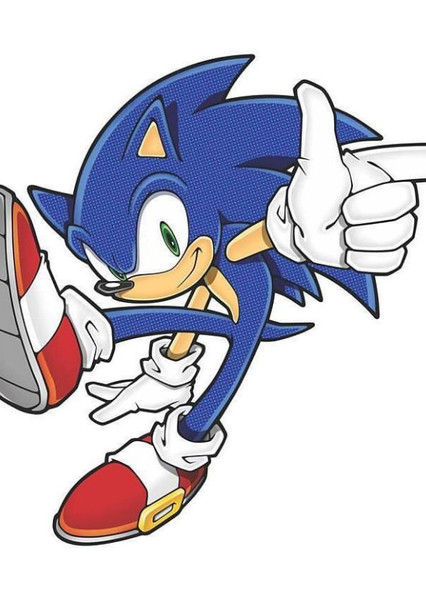 Sonic the Hedgehog as Tails in Sonic The Hedgehog 2