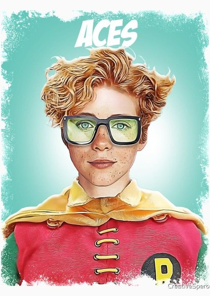 Sophia Lillis as Robin in Zack Snyder's The Batman