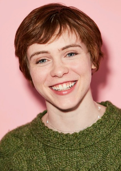Sophia Lillis as Gwen(Teen) in Ben 10 Universe