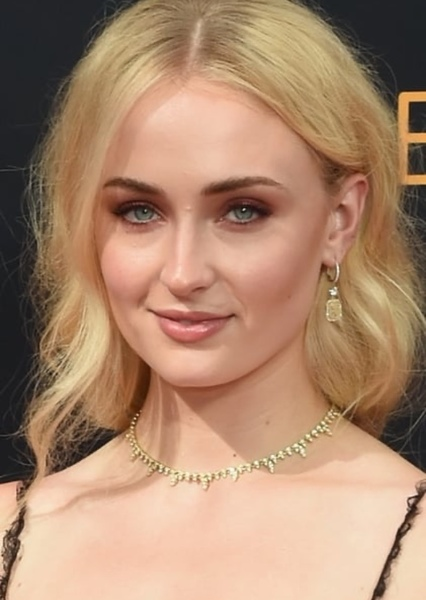 Sophie Turner as Eowyn in The Lord of the Rings