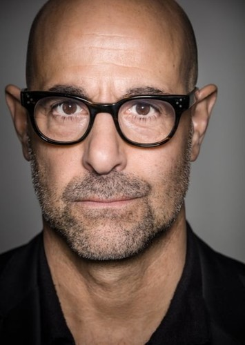 Stanley Tucci as Hermes in Hercules Live Action