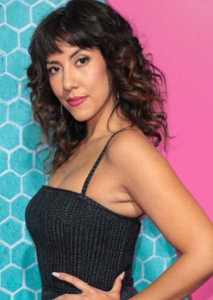 Stephanie Beatriz as Mickey in Best Friends Forever