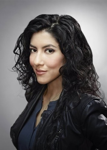 Stephanie Beatriz as Artemis in Red Hood and the Outlaws