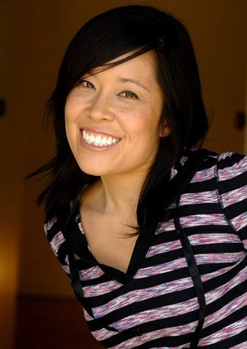 Stephanie Sheh as Lucy Chabert in Godzilla: Rising