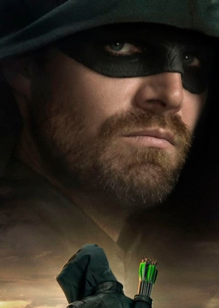 Stephen Amell as OLIVER QUEEN in Green Arrow: The Emerald Archer