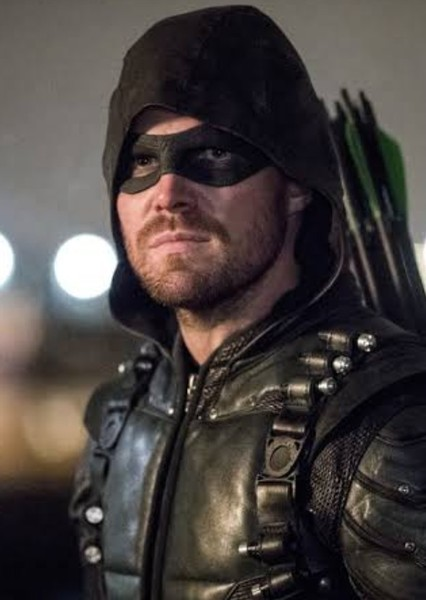 Stephen Amell as Oliver Queen in Artemis