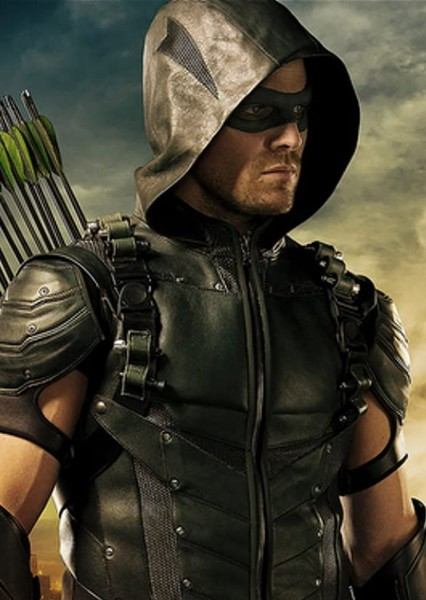 Stephen Amell as 9. Green Arrow in Top 10 DC Heroes