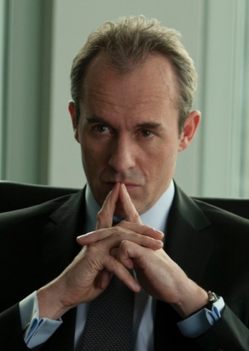 Stephen Dillane as Devin Weston in Grand Theft Auto: The Series (Season 1)