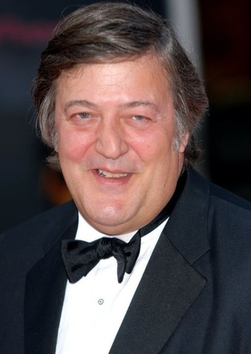 Stephen Fry as The Judge in The Wind in the Willows