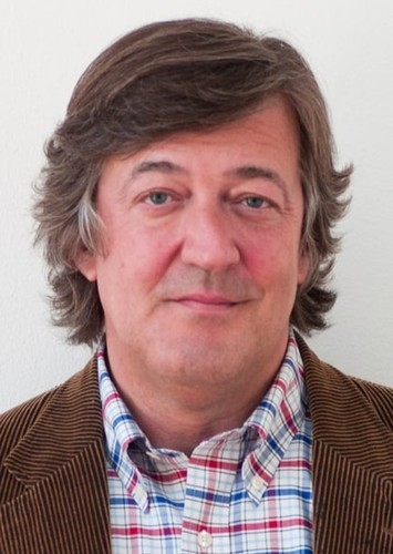 Stephen Fry as Male Narrator in The Stanley Parable