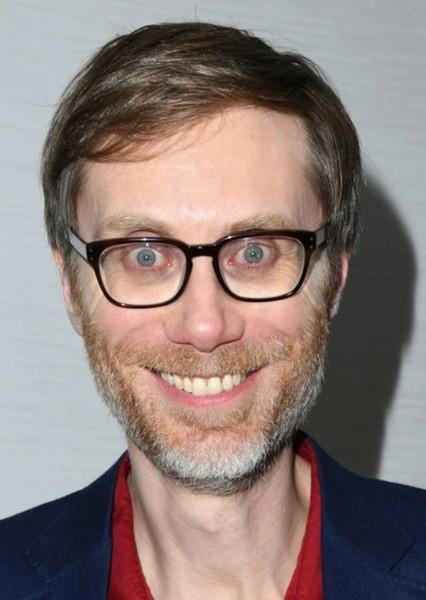 Stephen Merchant as K-2SO in Rogue One: A Star Wars Story (Recast)