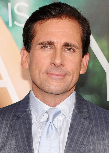 Steve Carell as Ed Kasaprak in Stephen King's IT