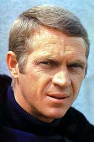 Steve McQueen as 1960s Actor in Greatest Actor of Every Decade