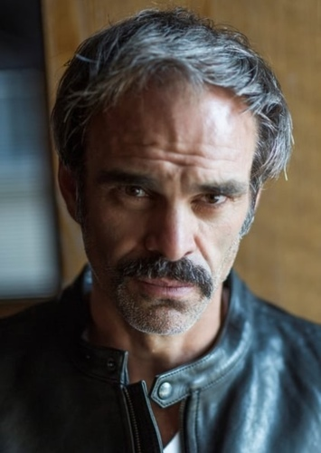 Steven Ogg as Giovanni Cross in PokeMon