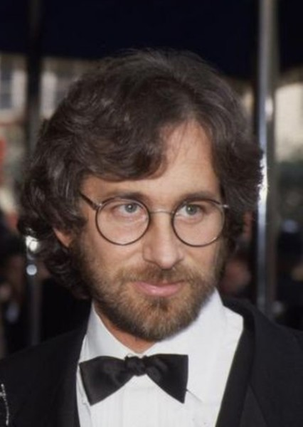 Steven Spielberg as 1980s Director in Greatest Actor of Every Decade