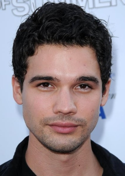 Steven Strait as Uncas in The Last of the Mohicans