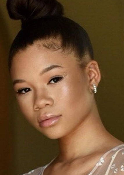 Storm Reid as Mj in Spider-Man Homecoming (2027)