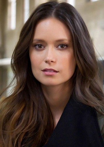 Summer Glau as Hope Van Dyne in Ant-Man (2005)