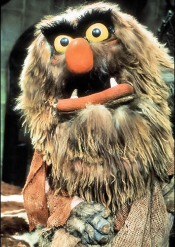 Sweetums as Jabba the Hutt in Muppets Star Wars