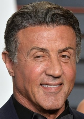 Sylvester Stallone as Weaver in Antz 2
