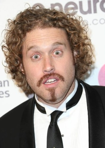 T. J. Miller as Dave in A live action human remake of penguin of madagascar
