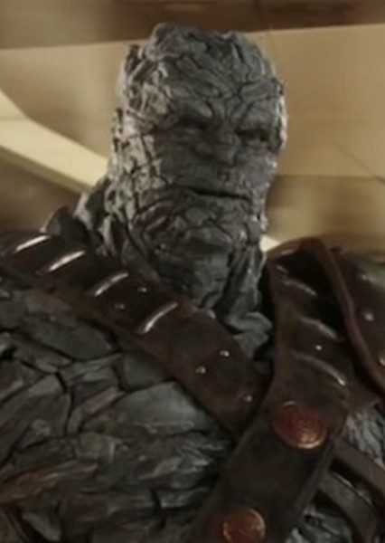 Taika Waititi as Korg in Thor: Love and Thunder