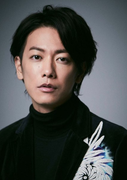 Takeru Satoh as Giyu Tomioka in Demon Slayer