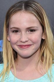 Talitha Bateman as Nora Spier in Leah On The Offbeat