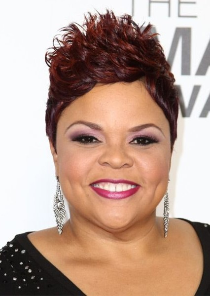 Tamela Mann as Cora Simmons in The Three Stooges Meets Madea