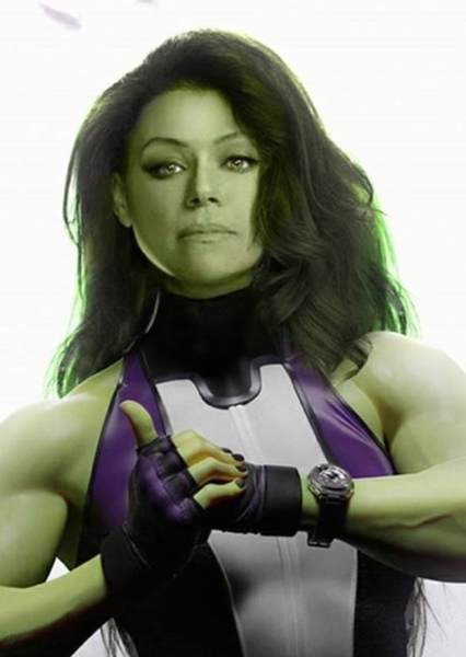 Tatiana Maslany as She Hulk in MCU Future Characters