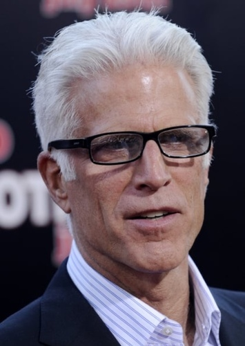 Ted Danson as Tartleton Sweeney in Transmetropolitan