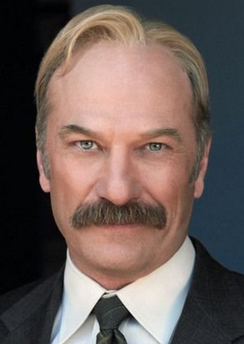 Ted Levine as Victor Hoffman in Gears Of War