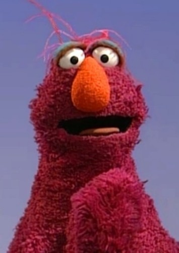 Telly Monster as Venom in Muppets Go to the Movies