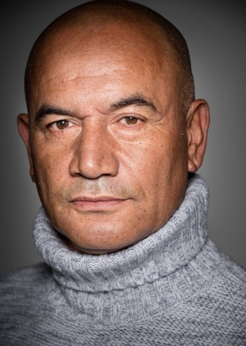 Temuera Morrison as Boba Fett in Star Wars